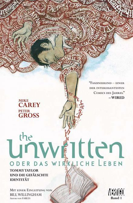 THE UNWRITTEN (ab 2011) #01
