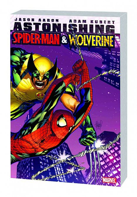 ASTONISHING SPIDER-MAN AND WOLVERINE TP